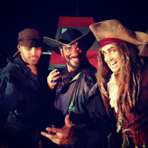 Pirates at Champion Church in Yuma, AZ