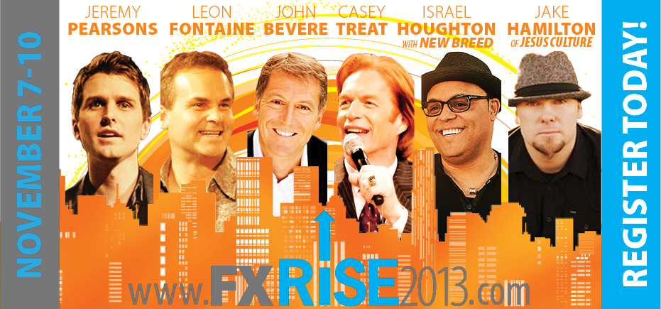 FX RISE Leadership Conference – Refreshing
